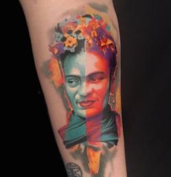 Tattoo by Lalo Yunda. [Photo: Instagram/lalotattoos]