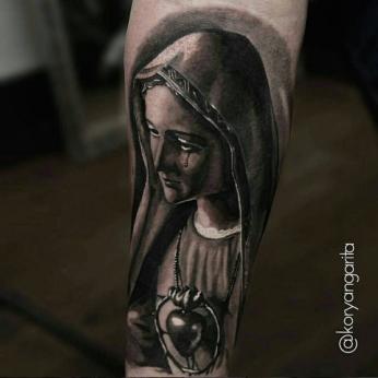 Tattoo by Kory Angarita.