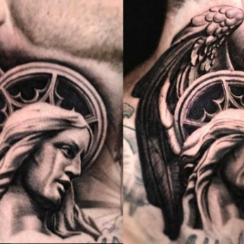 Tattoo by Nikko Hurtado.