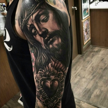 Tattoo by Vetoe.